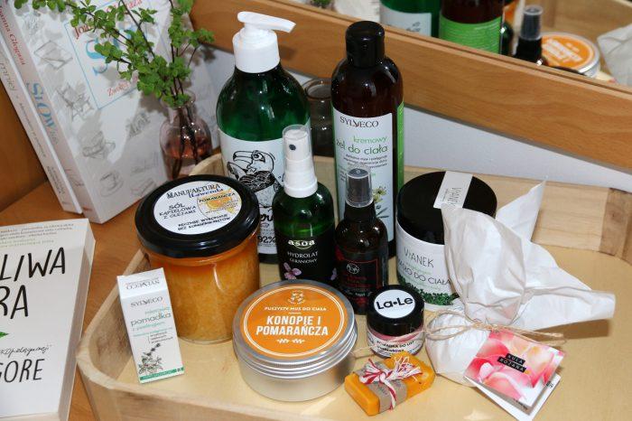 Targi kosmetyków naturalnych Natural Beauty - mojezakupy
