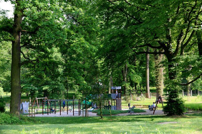 Zespół pałacowo-parkowy Moszna