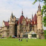 Zamek Moszna czyli ofantazji Franza Huberta Tiele-Winckler