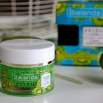 Bielenda Juicy Jelly Mask - maska + peeling kiwi i kaktus
