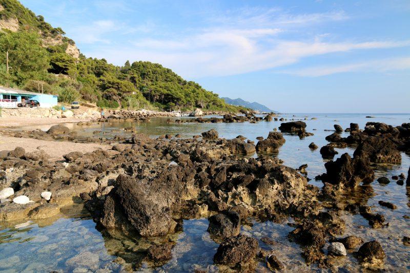 Co warto zobaczyć na Korfu - Pelekas