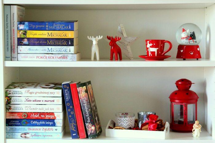 Świąteczne książki czyli pozycje zBożym Narodzeniem wtle