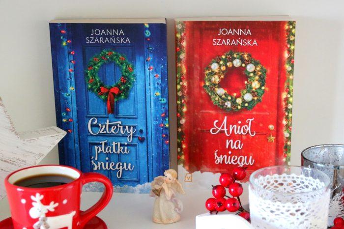 Joanna Szarańska - Cztery płatki śniegu, Anioł naśniegu