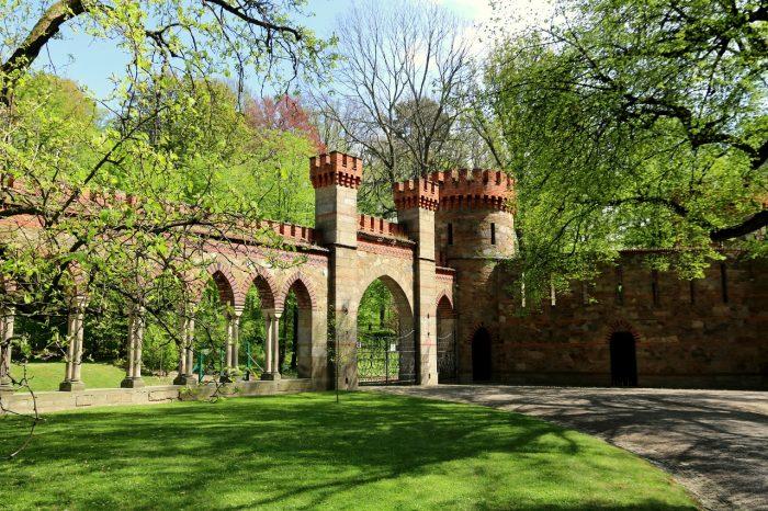 Pałac Marianny wKamieńcu Ząbkowickim