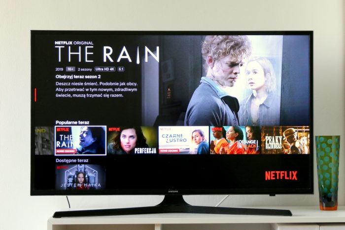 The Rain wNetflix