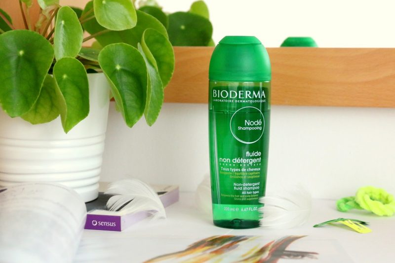 Bioderma Node Fluide - delikatny szampon do włosów