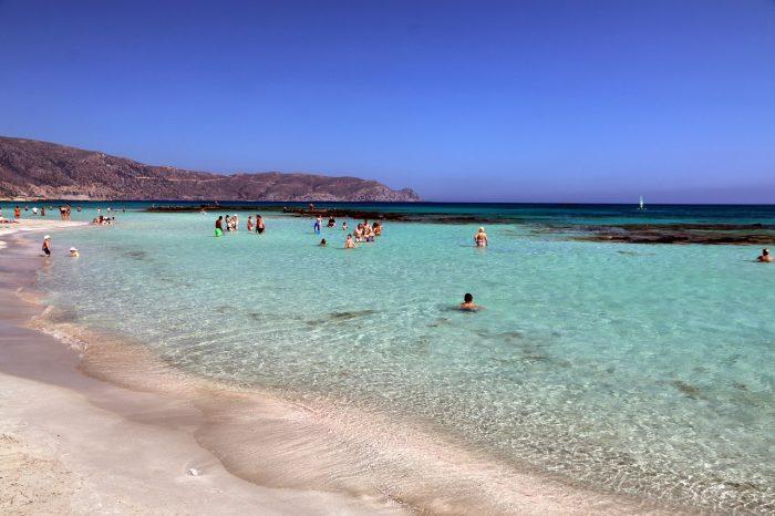 Kreta, Laguna Elafonisi