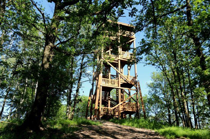 Wieża widokowa Gozdno