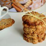 Kruche ciastka owsiane - domowe słodkości