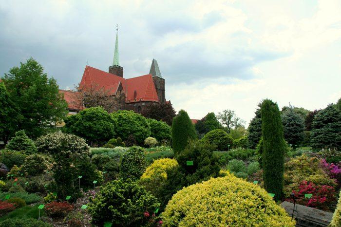 Ogród Botaniczny weWrocławiu