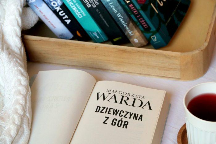 """Małgorzata Warda """"Dziewczyna zgór"""""""