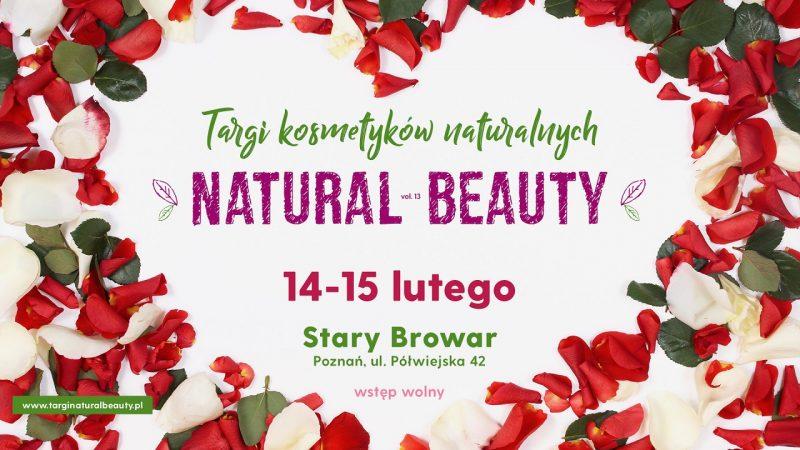 Targi Natural Beauty – Poznań 14-15 lutego 2020