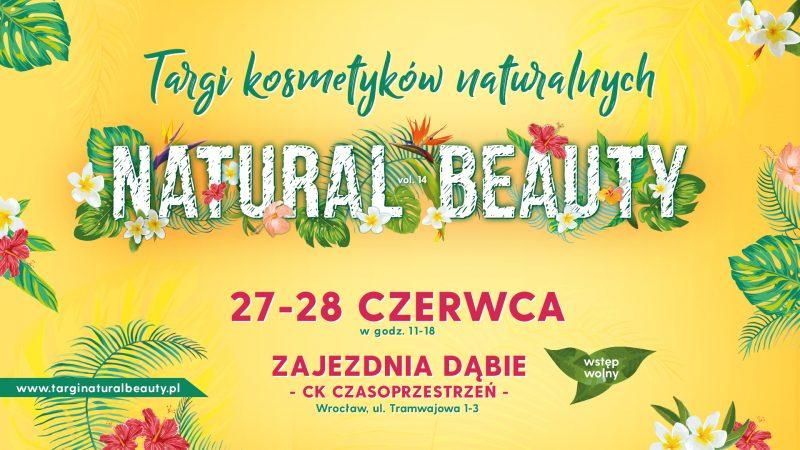 Targi Natural Beauty – Wrocław 27-28 czerwca 2020