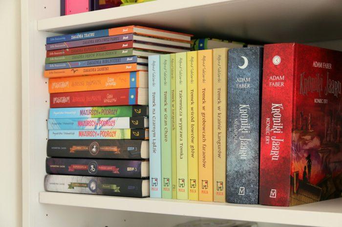 Jak zachęcić dziecko doczytania książek